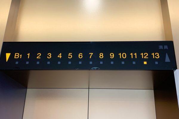 大阪北部地震でエレベーターが緊急停止。閉じ込め被害が相次ぐ。