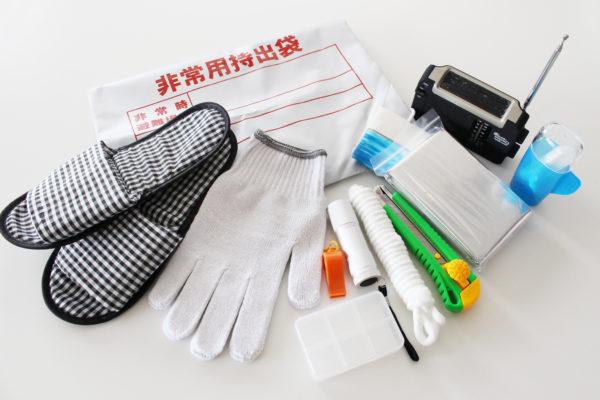 防災用品の代用に。災害時、あると便利な日用品
